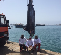 Captain Zezito Tavares & Angler Adreas Stach